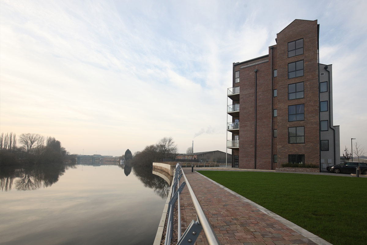 Why is trent basin by blueprint so unique
