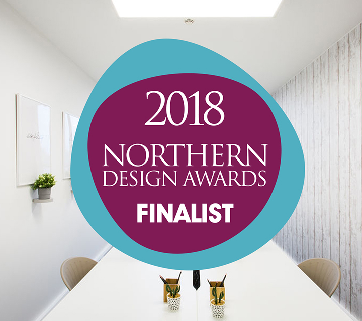 Northern Design Awards Finalist